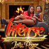 QUEENB & DJ CHRIS GAYLE INTENSE THE CRUISE FEB.13TH PROMO CD