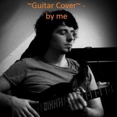 Guitarrecord: Cover - Disturbed - Stricken