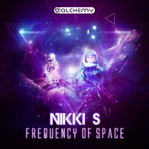 Nikki S - Frequency of Space Mix - FREE DOWNLOAD