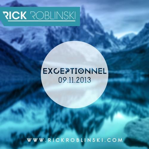 Rick Roblinski # 016 - Exceptionnel