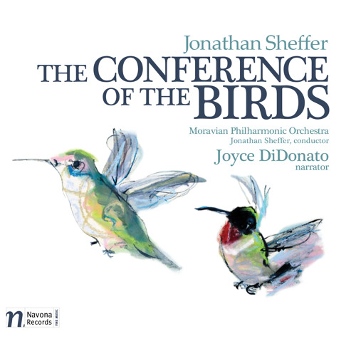 Jonathan Sheffer – THE CONFERENCE OF THE BIRDS