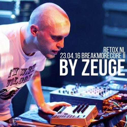 RETOX - ZEUGE -  Breakmorecore II - Promomix (RETOX VI)