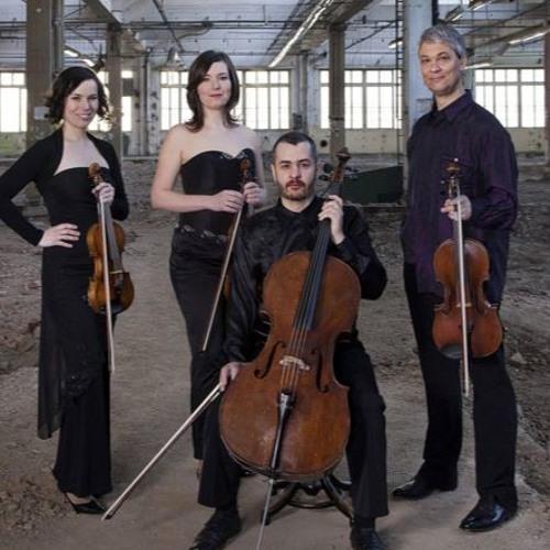 String quartet 'Moravian Souls' (2015)