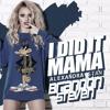 I Did It Mama - Alexandra Stan - DJ Brandon Steven (Moombahton Remix)