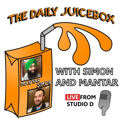 The Daily Juicebox - Jan 19 - 3 pm - Simon Armstrong