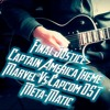 Final Justice Captain America Theme - Marvel vs Capcom OST - Metal Cover