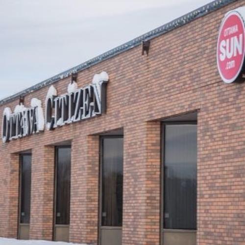 Postmedia cuts in Ottawa