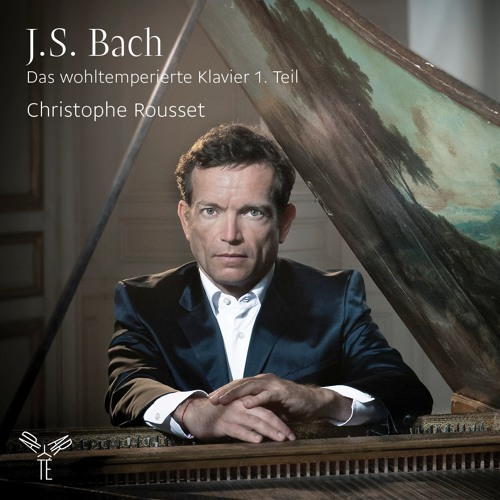J.S. Bach - Prelude in C  Minor, BWV847 - Christophe Rousset