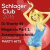 Schlager Club 2016.Discofox Party.Megamix.DJ Shorty 44