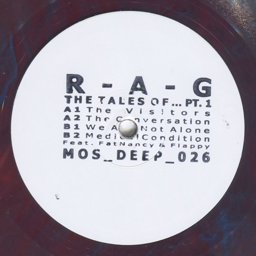 R-A-G - Medical Condition (ft. FatNancy & Flappy)