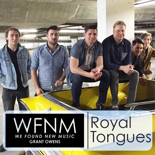 Royal Tongues Live Set - WE FOUND NEW MUSIC