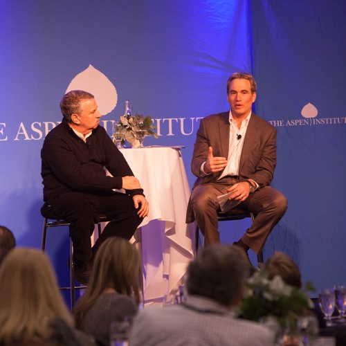 A Conversation Between Thomas Friedman and Dov Seidman at the 2015 Aspen Institute Holiday Reception