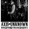 AXIS UNKNOWN - Multimedia Prophet - Live from 89 North: Black Friday 2015