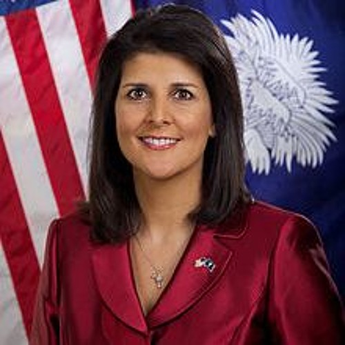 Caren Merrick - Is Nikki Haley in the running to be a possible VP Pick?