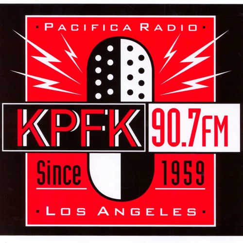 KPFK Interview & spoken word performance