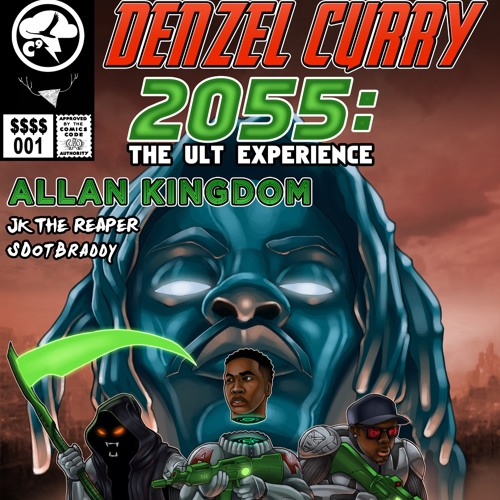 Denzel Curry - Flying Nimbus Feat. Lofty305