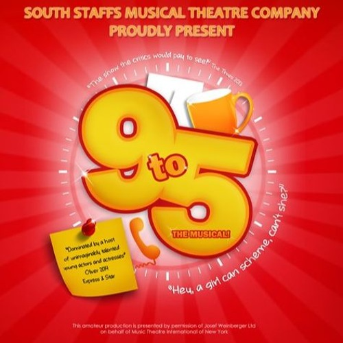 9to5 Auditions - Alison Norton - South Staffs Musical Theatre