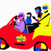 The Wiggles - Toot Toot, Chugga Chugga, Big Red Car - (Instrumental)