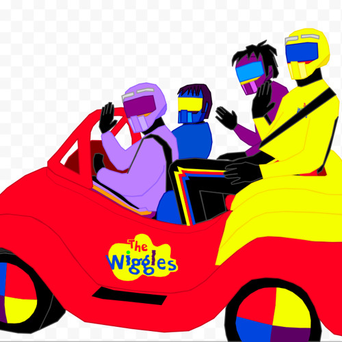 The Wiggles - Toot Toot, Chugga Chugga, Big Red Car