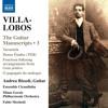 H. Villa-Lobos: Étude No. 10 (Excerpt)