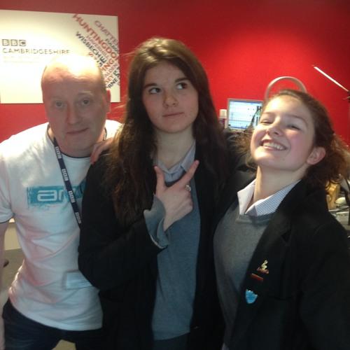 """Glass Girl"" premiers on BBC Radio Cambridge - Jan 18th 2016"
