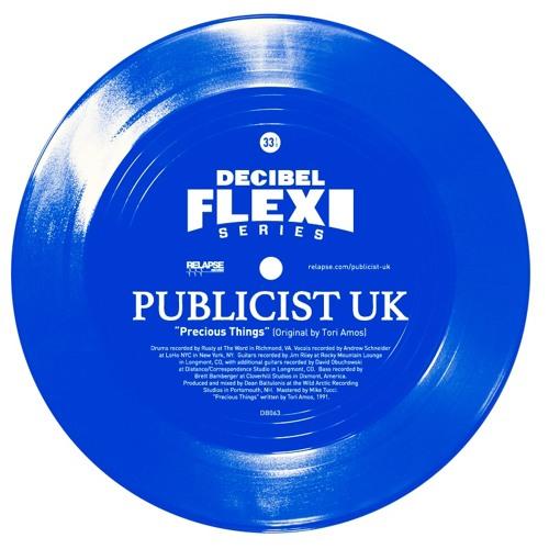 "Publicist UK ""Precious Things"" (original by Tori Amos) (dB063)"