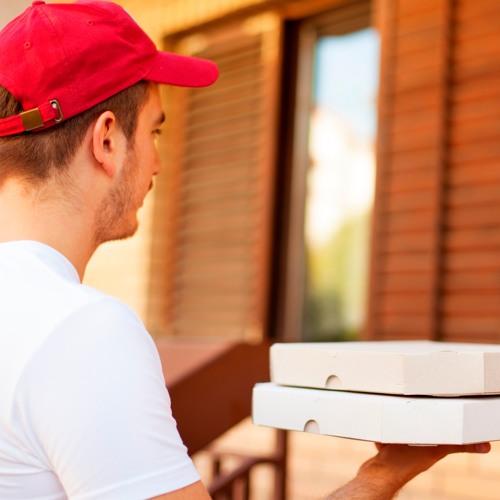 Darf man die Pizza vom Kurier zurückschicken, wenn sie einem nicht schmeckt?