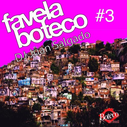 Favela Boteco #3 Songs Selected By Juan Salgado
