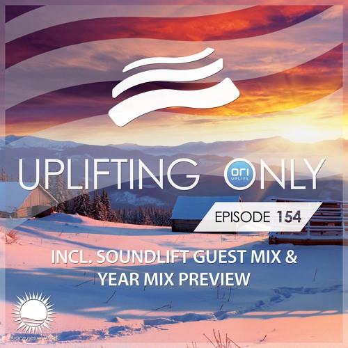 Uplifting Only 154 (Jan 21, 2016) (incl. SoundLift Guest Mix & Year Mix Preview) [All Instrumental]