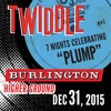 Twiddle 12/31/15 Wasabi Eruption - Higher Ground Burlington VT