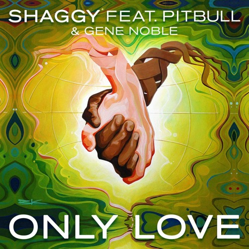 Shaggy feat  Pitbull & Gene Noble - Only Love (Bad Royale