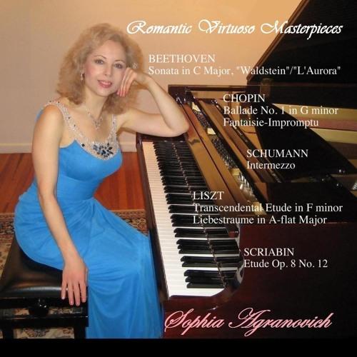 'Romantic Virtuoso Masterpieces'