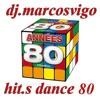 Dj.marcosvigo, session recopilatorios dance de los años 80 Portada del disco