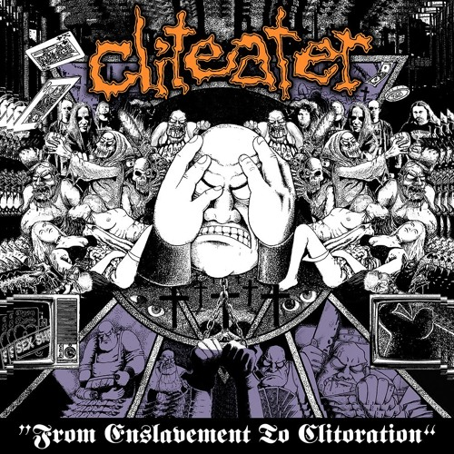 """CLITEATER (nl) - """"CalipHate"""""""