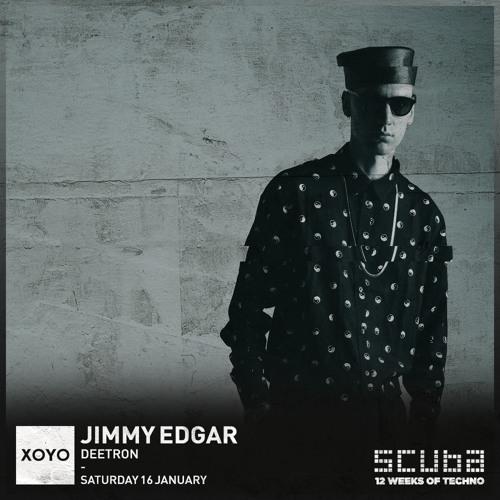 Jimmy Edgar - 2nd Week Of Techno @ XOYO 16.01.16