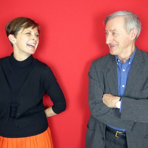 Podcast Special: Julian Barnes and Suzanne Dean