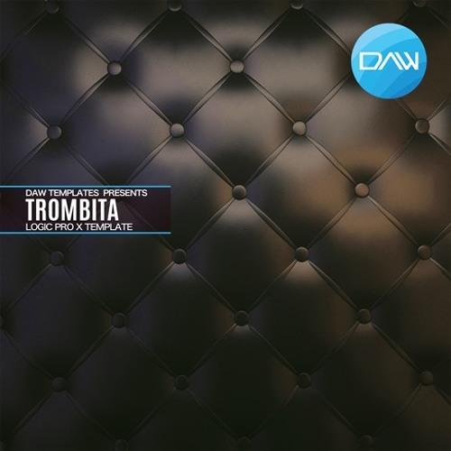 Trombita Logic Pro X Template