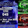 ROLL WID US 2016 MIXED BY JB G45