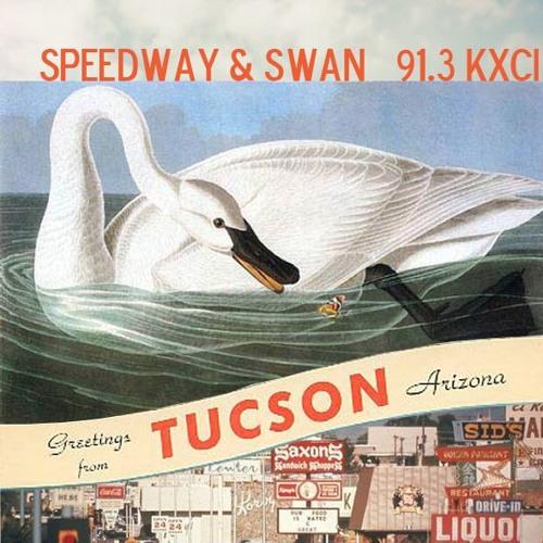 Speedway and Swan / Episode 16 / Joshua Marie Wilkinson / January 24, 2016