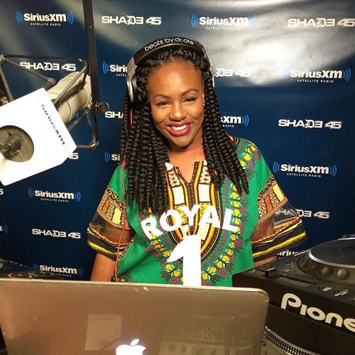 DJ POIZON IVY LIVE ON SWAY IN THE MORNING ON SIRIUS XM's SHADE 45