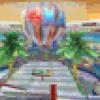 Mario Kart Wii - Coconut Mall - 8bit