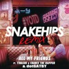 [Song 12] @dotGATSBY FT. Chance The Rapper & Tinashe - All My Friends [Snakehips Remix]