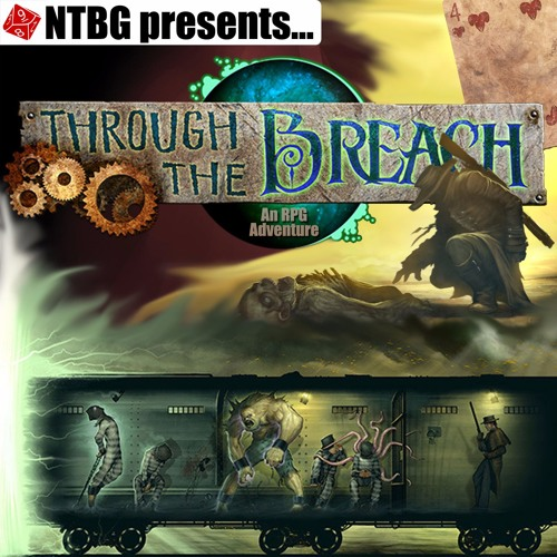 Through the Breach, an RPG Adventure (Act 1)