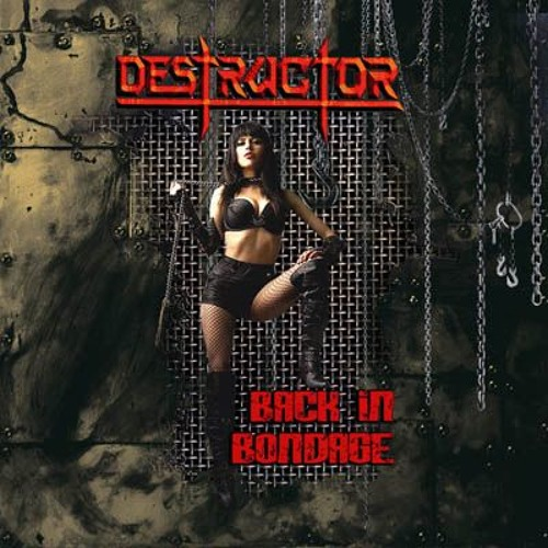 DESTRUCTOR - The Shedding Of Blood And Tears (PURE STEEL RECORDS)