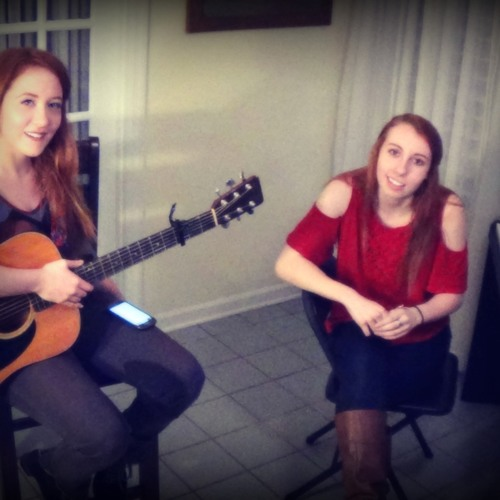 O (Fly On) - Coldplay COVER (by Ivory & Jami)