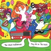 "Track 01 | ""Laser Beak Man"" | Play Me on the Radio Album | THE GHOST BALLERINAS now on iTunes!"