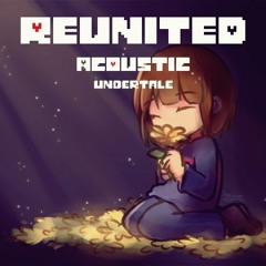 Reunited - Undertale - Acoustic Guitar Version by Streetwise Rhapsody