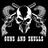 Guns And Skulls