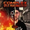 G13034 - COMPLEX - SPLIT PERSONALITY EP - G13 RECORDS
