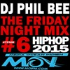 THE FRIDAY NIGHT MIX #6 [Hip Hop 2015]